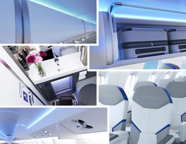 Bombardier cabin insight
