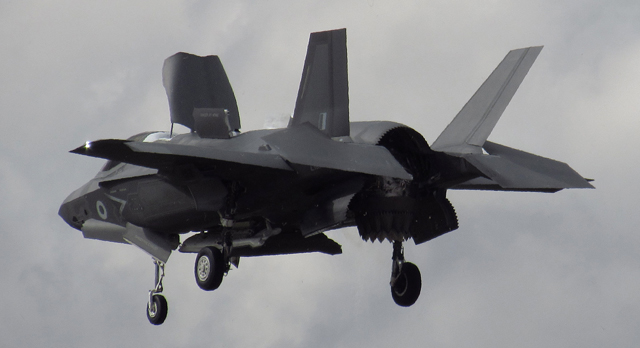 F35B 2016 farnborough