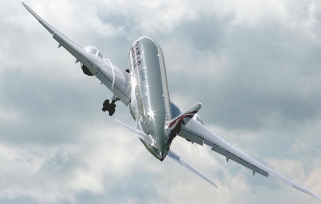 Qatar 787 2012