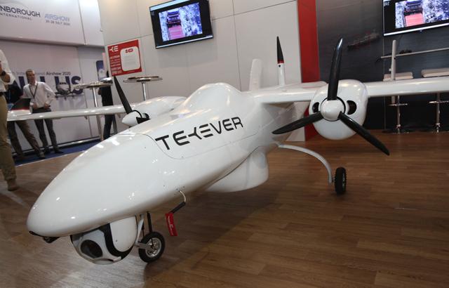 Tekever UAV