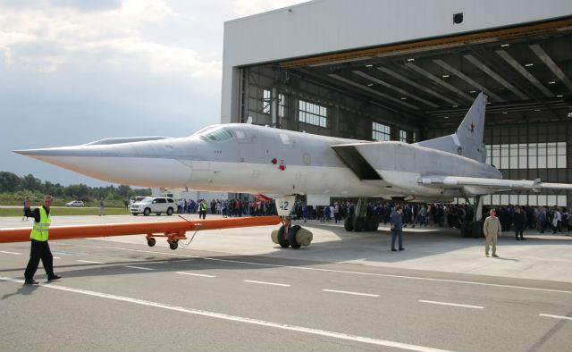 Tu-22M3M - United Aircraft