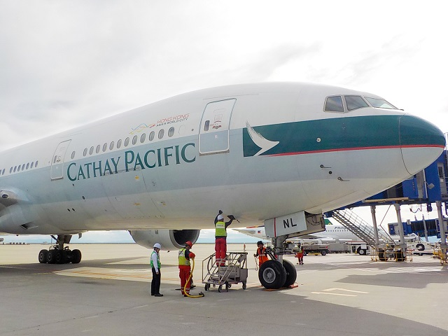 Cathay Pacific 777-200