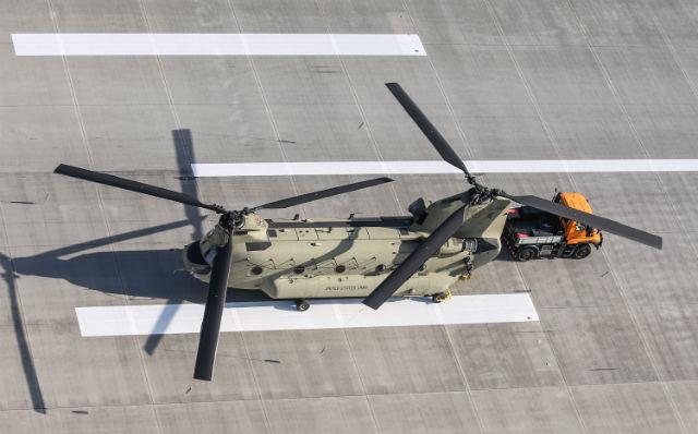 CH-47F ILA - Messe Berlin