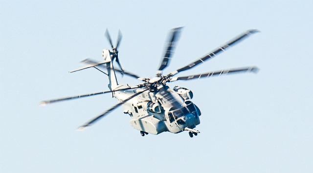 CH-53K ILA - Messe Berlin