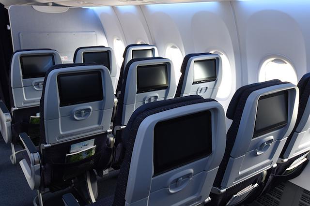 Copa 737 Max 9 economy extra