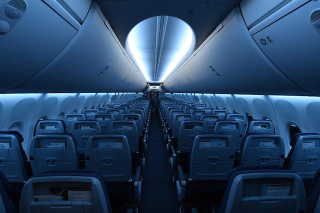 Copa 737 Max 9 regular economy