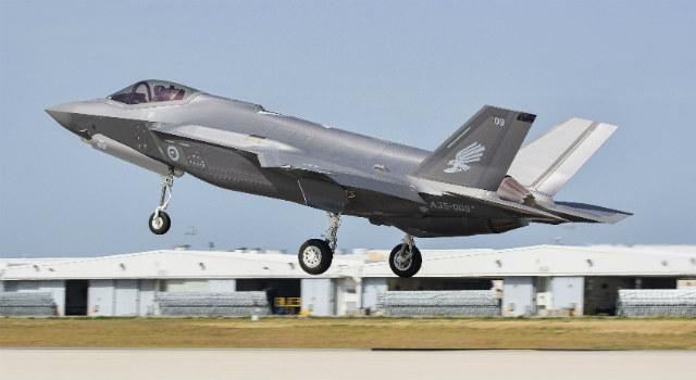 F-35A - RAAF
