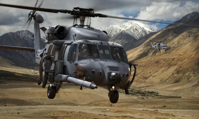 HH-60W impression - Sikorsky