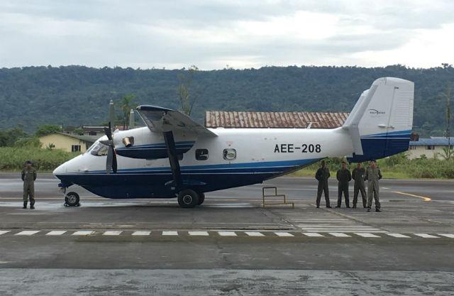 M28 Ecuador - Lockheed Martin