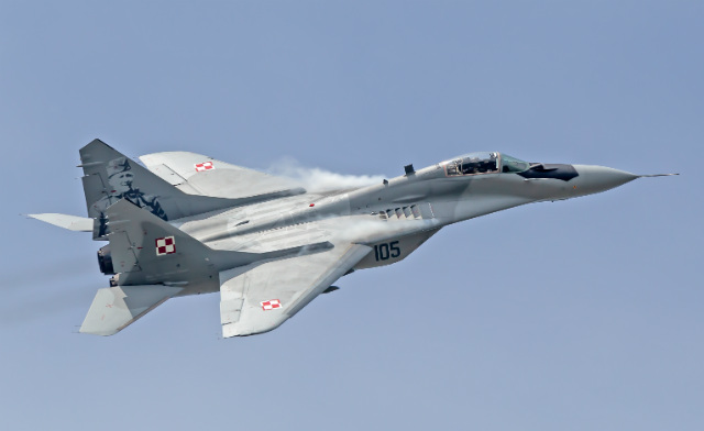 MiG-29 - AirTeamImages