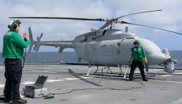 MQ-8C Coronado - US Navy