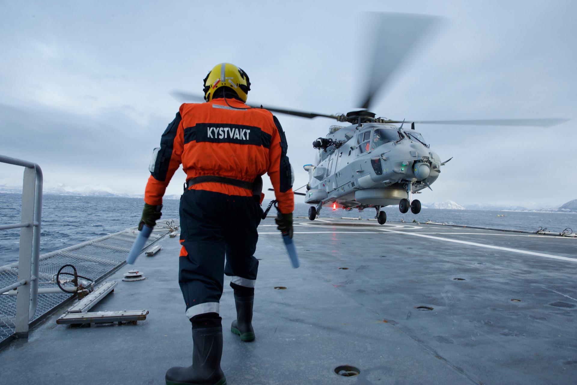 Norway NH90