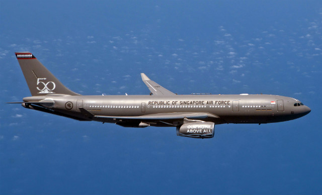 Singapore A330 MRTT - Airbus Defence & Space
