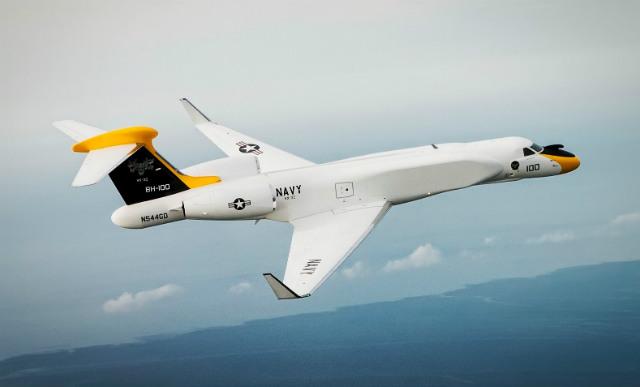 US Navy G550 - US Navy