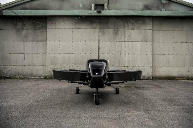 Vertical Aerospace evtol