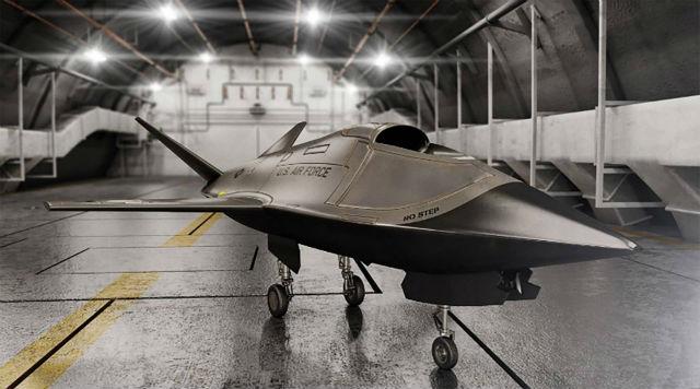 XQ-58A - Kratos