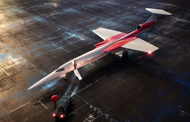 Aerion AS2-640
