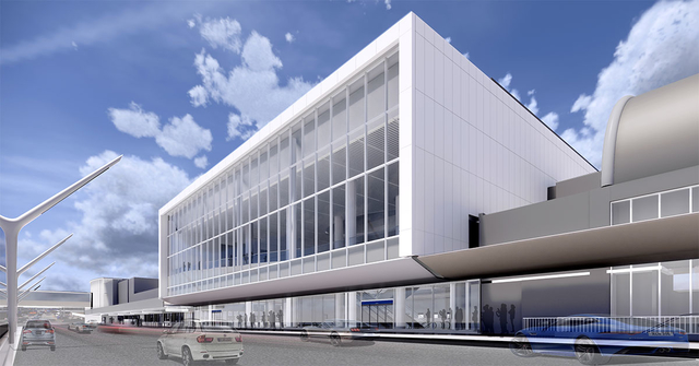 American Airlines LAX renovation