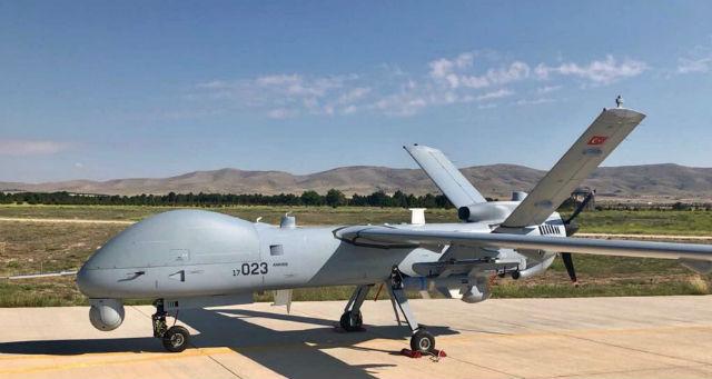 Anka-S - Turkish Aerospace