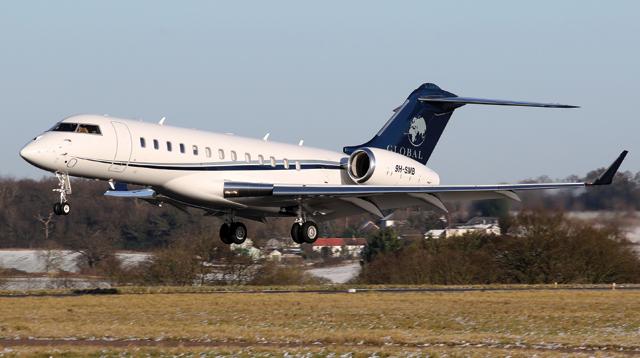 Bombardier global series