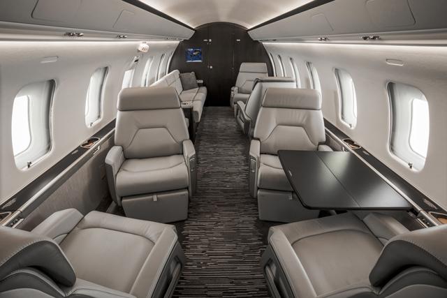 Challenger cabin