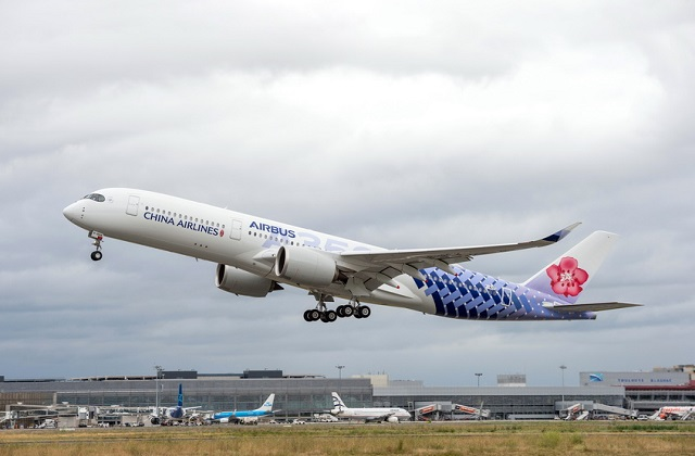 China Airlines A350 special livery