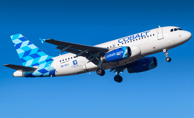 Cobalt Air A319