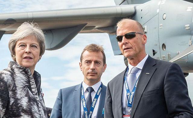 Faury Enders - Airbus