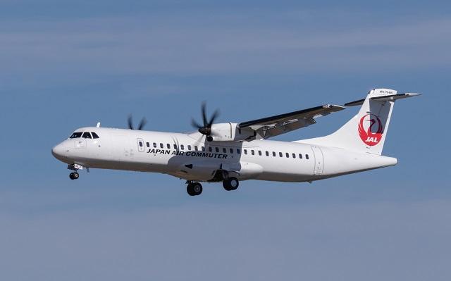 Japan Air Commuter ATR 72