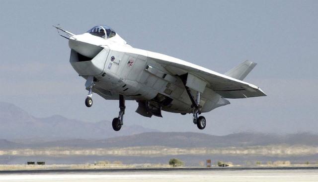 X-32 - US Air Force