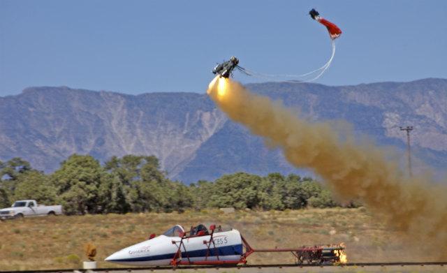 ACES 5 F-15 test - UTAS