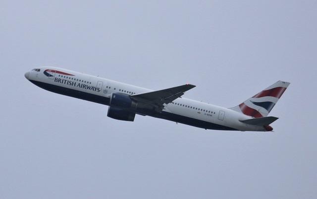 BA 767 final dep Max KJ FG
