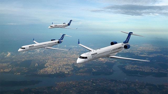 Bombardier CRJ family