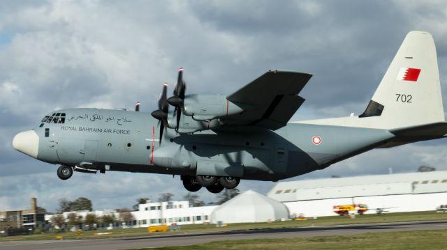 C-130J Bahrain - Marshall Aerospace and Defence Gr