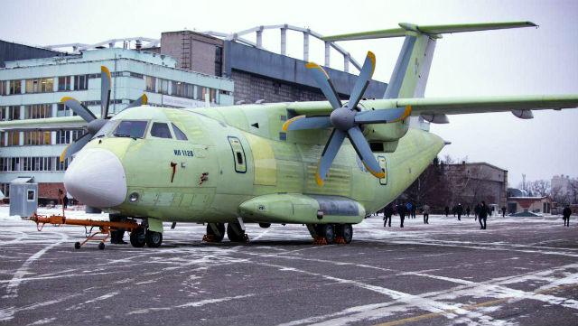 Il-112V - United Aircraft