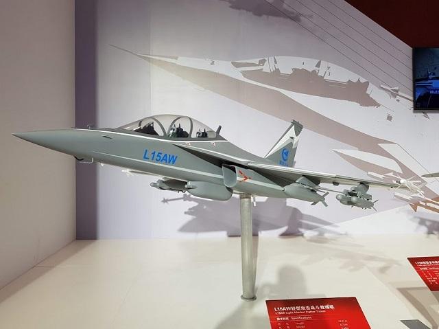 L-15AW