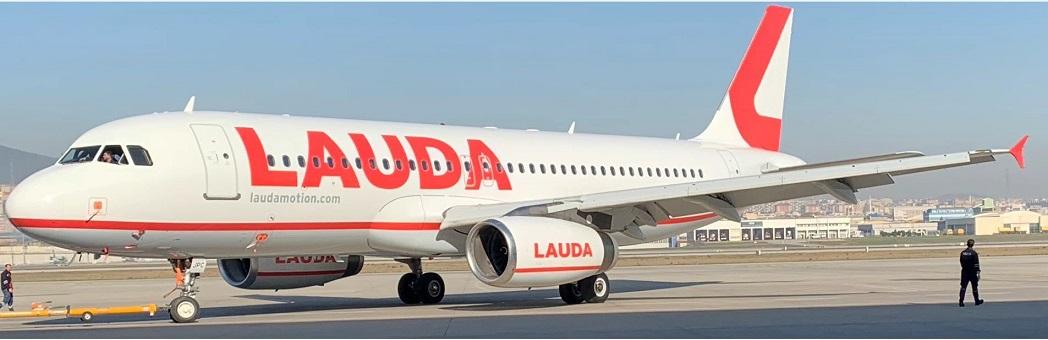 Laudamotion A320 V2