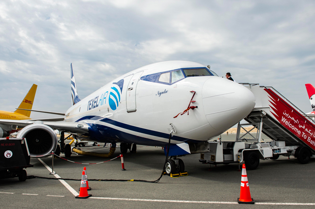 Texel 737