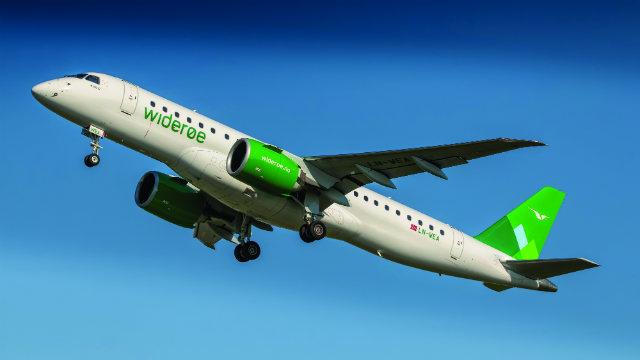 Wideroe E190-E2 - AirTeamImages