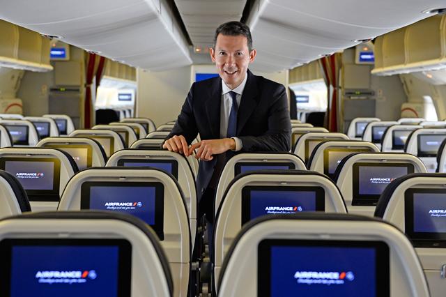 Air France-KLM Ben Smith