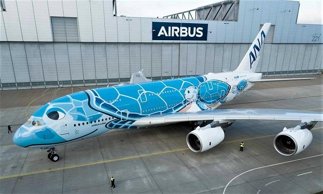 ANA A380 2
