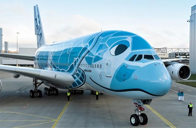 ANA A380 3