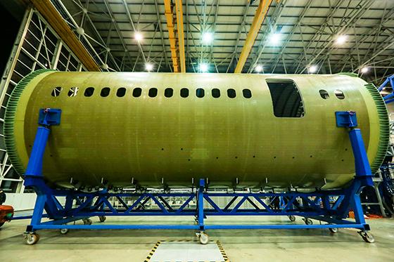 cr929 fuselage