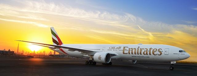 Emirates' last 777-300ER 2