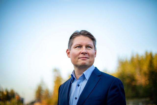 Finnair chief