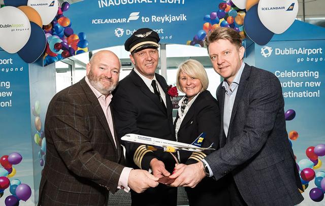 Icelandair chief