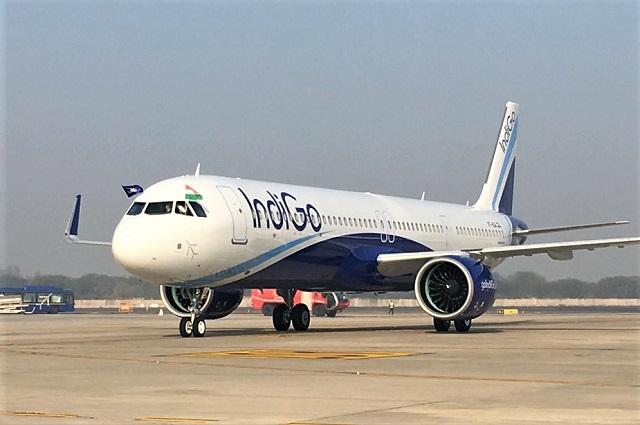Indigo A321-1 c Indigo