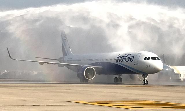 Indigo A321-2 c Indigo