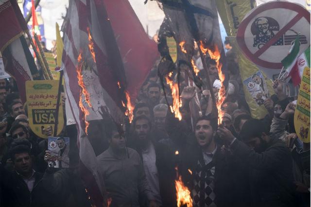 Iran sanctions 640 c MORTEZA NIKOUBAZL SIPA REX Sh