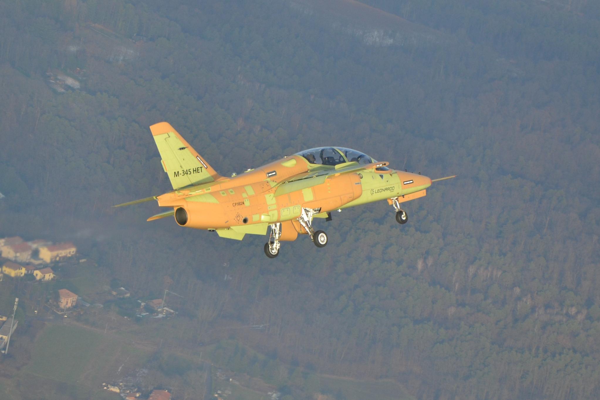 M-345 production
